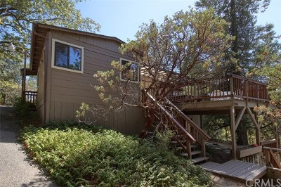Bass Lake Single Family Home For Sale: 39397 Alder
