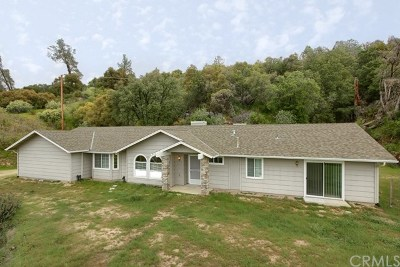 Oakhurst Single Family Home For Sale: 39263 Thornberry Mountain View Court