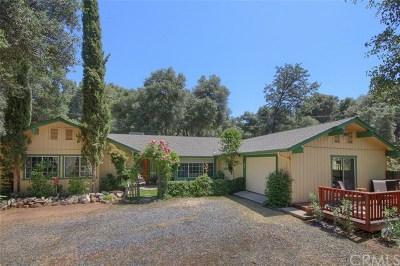 Oakhurst Single Family Home For Sale: 51618 Badger Ridge Lane