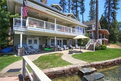 Bass Lake Single Family Home For Sale: 39640 Mallard