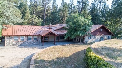 Oakhurst Single Family Home For Sale: 42499 Nelder Heights Drive