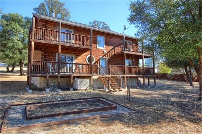 Oakhurst Single Family Home For Sale: 49057 Manzanita Road
