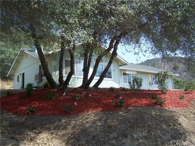 Madera County Single Family Home For Sale: 43957 Trabuco Road