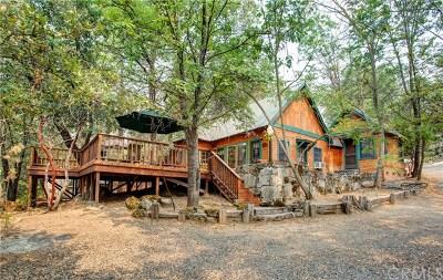 Bass Lake Single Family Home For Sale: 39386 Alder