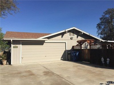 Madera County Single Family Home For Sale: 33350 Barn Owl Road