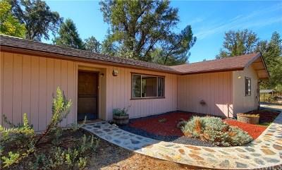 Oakhurst Single Family Home For Sale: 45412 N Oakview Drive