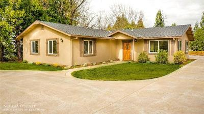 Auburn CA Single Family Home SOLD: $269,000