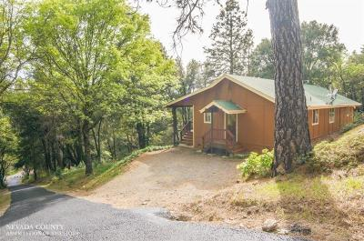 Grass Valley CA Single Family Home SOLD: $259,000