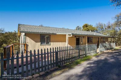 Smartsville CA Single Family Home SOLD: $269,500