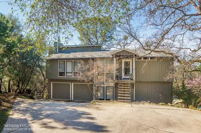 Penn Valley CA Single Family Home SOLD: $224,000