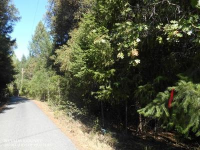 Residential Lots & Land For Sale: 17631 Greenhorn Road