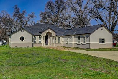 Rough and Ready Single Family Home For Sale: 18130 Cattle Drive