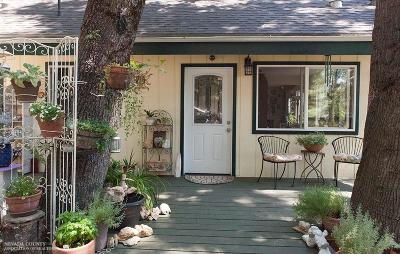 Nevada City Single Family Home For Sale: 12399 Pawnee Trail