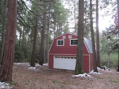 Nevada City Single Family Home For Sale: 19303 Tyler Foote Road