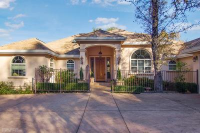 Single Family Home Sold: 17622 Chaparral Drive