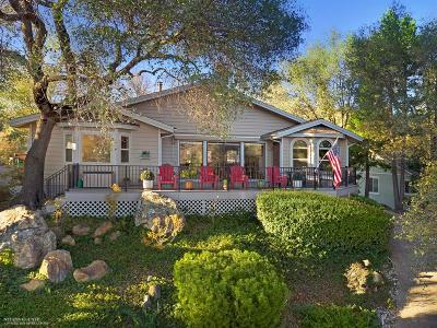 Single Family Home Sold: 18586 Wildflower Drive