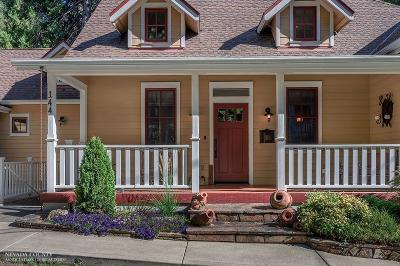 Nevada City Single Family Home For Sale: 144 Grove Street