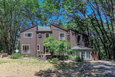 Nevada City Single Family Home For Sale: 14012 Lightning Tree Road