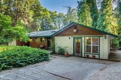 Grass Valley Single Family Home For Sale: 14322 Meadow Drive