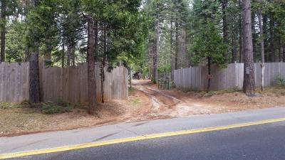 Nevada City Single Family Home For Sale: 18174 Cruzon Grade Road