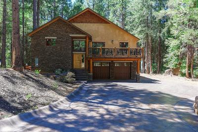 Nevada City Single Family Home For Sale: 12982 Spanish Lane