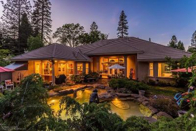 Grass Valley Single Family Home For Sale: 12856 Chatsworth Lane