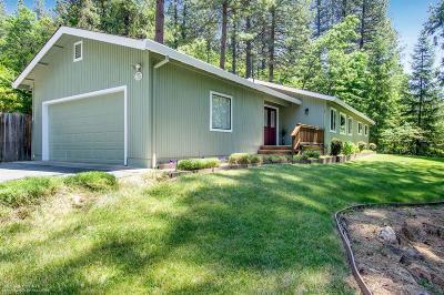 Grass Valley Single Family Home For Sale: 11966 East Bennett Road