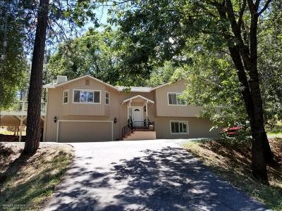 Nevada County Single Family Home For Sale: 17186 Virginia Way