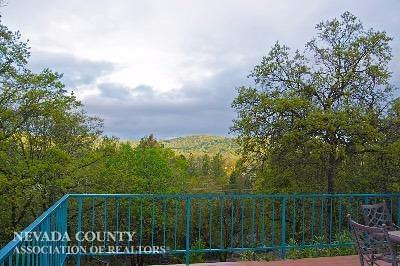 Nevada County Single Family Home For Sale: 17719 Chaparral Drive