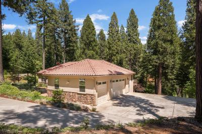 Nevada City Single Family Home For Sale: 13729 Altair Drive