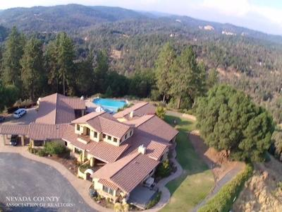 Grass Valley Single Family Home For Sale: 21859 Angeli Place
