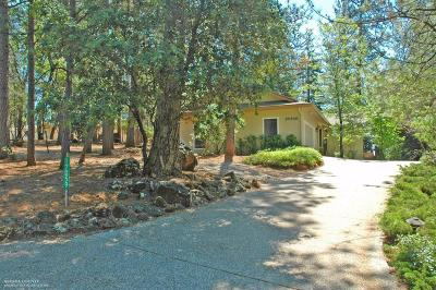 Grass Valley CA Single Family Home Sold: $449,000