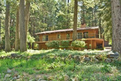 Nevada City Single Family Home For Sale: 12907 Spanish Lane