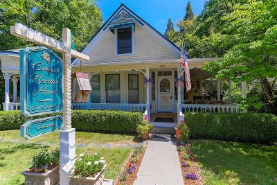 Nevada City Single Family Home For Sale: 528 East Broad Street