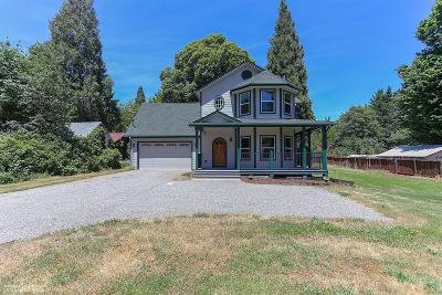 Grass Valley Single Family Home For Sale: 12930 Ridge Road