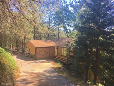 Grass Valley CA Single Family Home Sold: $340,000