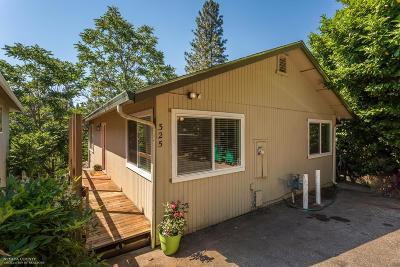 Grass Valley Single Family Home For Sale: 325 Second Street