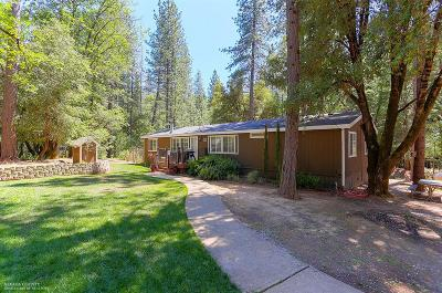 Grass Valley Single Family Home For Sale: 13796 Greenhaven Lane