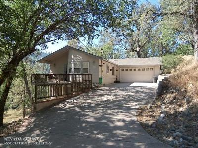 Nevada County Single Family Home For Sale: 16702 Brewer Road