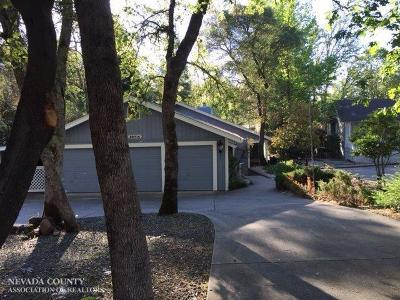 Nevada County Single Family Home For Sale: 23714 Shadow Drive