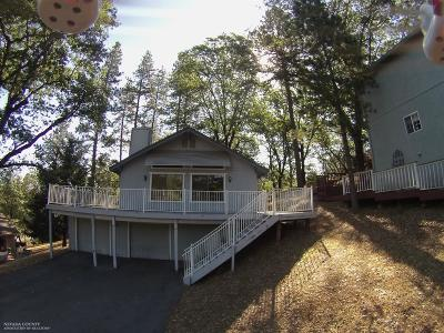 Nevada County Single Family Home Active REO: 25045 Long Court