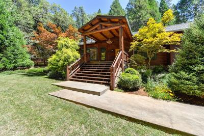 Nevada City Single Family Home For Sale: 12221 Vee Court