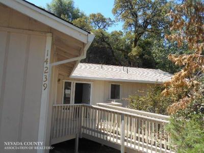 Penn Valley Single Family Home Active REO: 14239 Pepperwood Drive