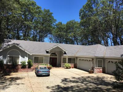 Grass Valley Single Family Home For Sale: 12966 Mink. Court