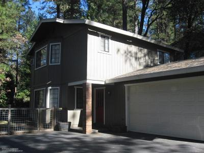 Nevada County Single Family Home For Sale: 11788 Francis Drive