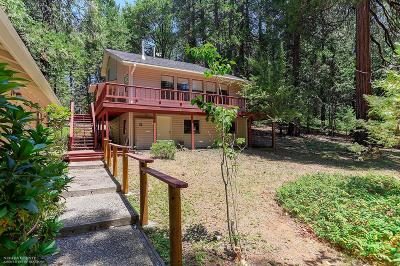 Nevada City Single Family Home For Sale: 11090 Daniels Drive