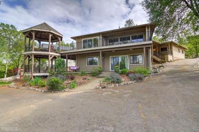 Nevada County Single Family Home For Sale: 12225 Lakeshore South