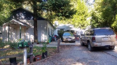 Grass Valley Multi Family Home For Sale: 340 North Church Street