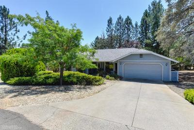 Nevada County Single Family Home For Sale: 11734 Lavender Court