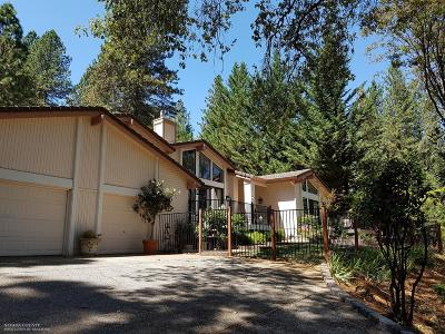 Grass Valley Single Family Home For Sale: 17598 Alexandra Way